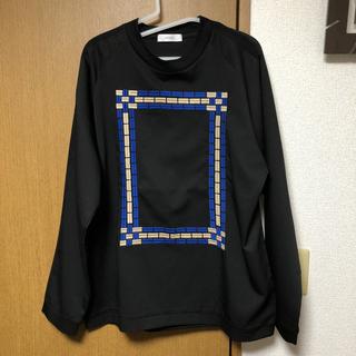 ジャーナルスタンダード(JOURNAL STANDARD)のジャーナルスタンダード オーバーサイズ トップス 刺繍(Tシャツ(長袖/七分))