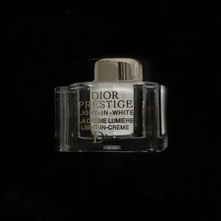 クリスチャンディオール(Christian Dior)のDior プレステージ ホワイト ラ クレームルミエール(フェイスクリーム)