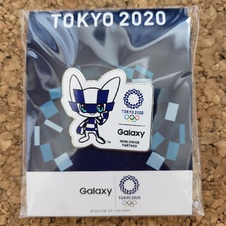 Galaxy - Galaxy 東京五輪ピンバッジ