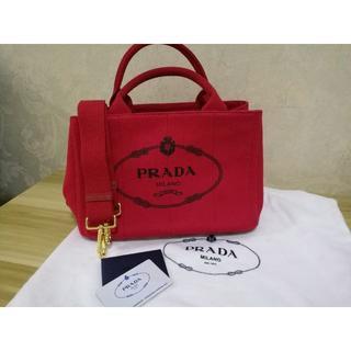 PRADA - PRADA トートバッグ Sサイズ