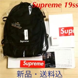Supreme - supreme shoulder bag 19ss 黒
