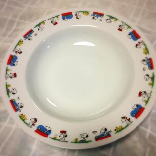 スヌーピー(SNOOPY)のスヌーピースープ皿 非売品 ペア 新品(食器)