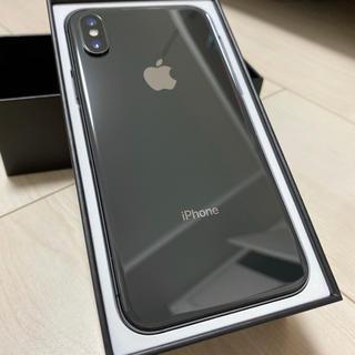 iPhone - iPhoneXs 256GB SIMフリー SpaceGray