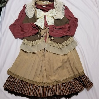 axes femme - axes femme 秋服 4点セット