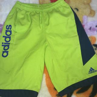 アディダス(adidas)のadidas ハーフパンツ キッズ 150(パンツ/スパッツ)