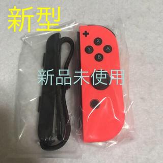 Nintendo Switch - ニンテンドースイッチ Switch joy-con R 右 ネオンレッド