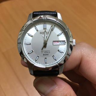セイコー(SEIKO)のセイコー5 レディース 自動巻(腕時計)