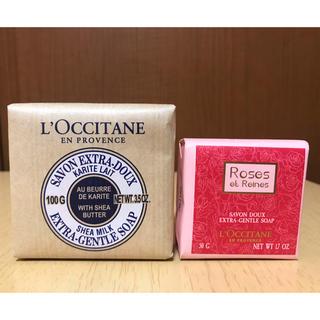 L'OCCITANE - ロクシタン バスソープ