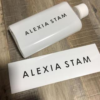 ALEXIA STAM - アリシアスタン  ノベルティ