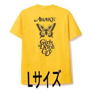 AWAKE - awake  ny girls don't cry  verdy tシャツ L