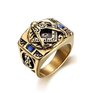 フリーメイソン   リング(リング(指輪))