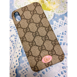 Gucci - GUCCI iPhone X 専用ケース