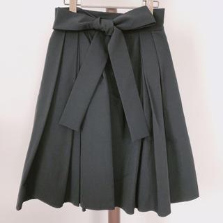 フレイアイディー(FRAY I.D)のFRAY I.D メモリーリボンスカート(ひざ丈スカート)
