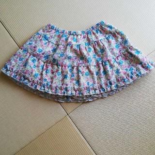 Ray BEAMS - 花柄 ミニスカート