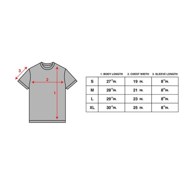 GDC(ジーディーシー)のgirls don't cry GDC LOGO T-SHIRT WHITE メンズのトップス(Tシャツ/カットソー(半袖/袖なし))の商品写真