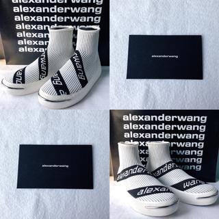 アレキサンダーワン(Alexander Wang)のALEXANDER WANG KNIT SNEAKERS(スニーカー)
