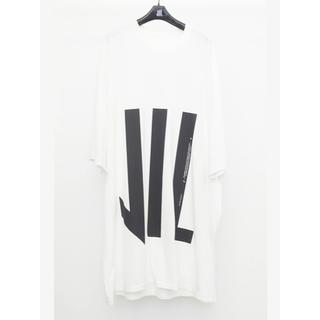 ユリウス(JULIUS)のNILoS 家紋カットソー  WH 1(Tシャツ/カットソー(半袖/袖なし))