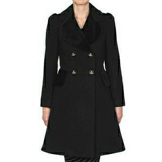 Vivienne Westwood - Vivienne Westwood☆RED LABEL ラブ襟コート