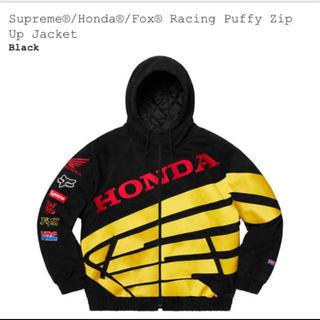 シュプリーム(Supreme)のSupreme®/Honda®/Fox®  Jacket(ライダースジャケット)