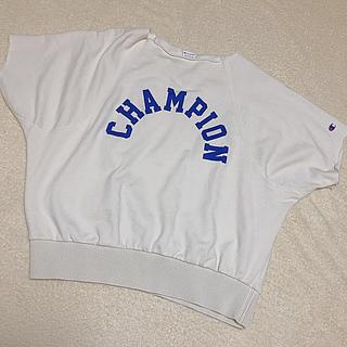 チャンピオン(Champion)のチャンピオンchampion Tシャツスウェットパーカーvisコラボオフショル(トレーナー/スウェット)