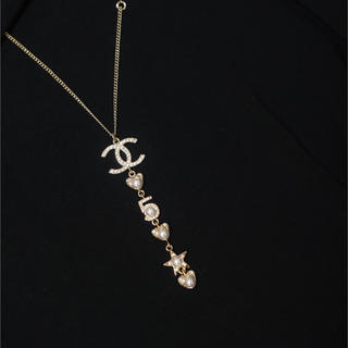 CHANEL - chanel neckless