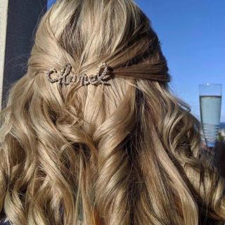 CHANEL - chanel hairclip