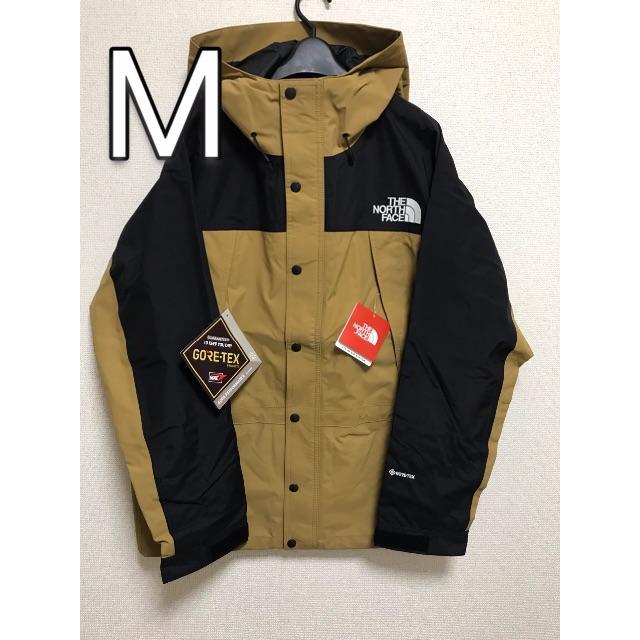 THE NORTH FACE(ザノースフェイス)のノースフェイス マウンテンライトジャケット NP11834 BK メンズのジャケット/アウター(マウンテンパーカー)の商品写真