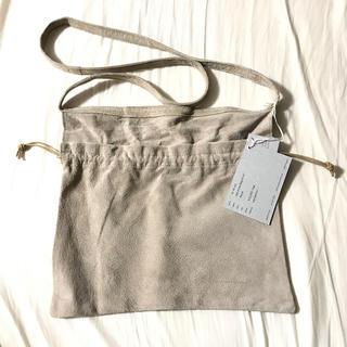 エンダースキーマ(Hender Scheme)のHender Schemered cross bag small ベージュ(その他)