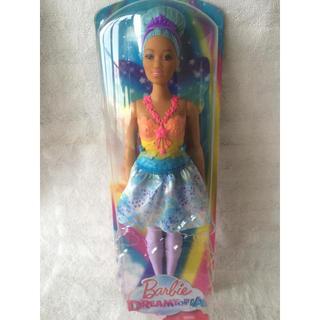 バービー(Barbie)のバービー レインボー ドリームトピア フェアリー Cove Fairy 新品 (ぬいぐるみ/人形)