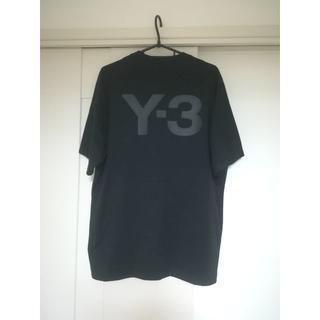 ワイスリー(Y-3)の【新品】Y-3 YOHJI YAMAMOTO★Tシャツ XSサイズ/日本Sサイズ(Tシャツ/カットソー(半袖/袖なし))