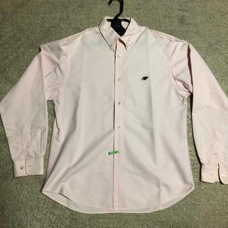 アップルバム(APPLEBUM)の大人気アップルバムApplebumHONENIKU骨肉ワンポイントBDシャツ(シャツ)