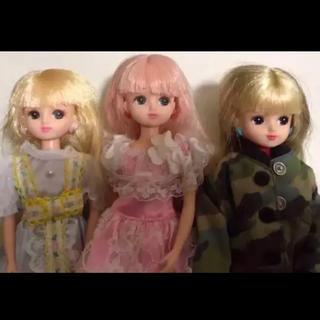 タカラトミー(Takara Tomy)のリカちゃん人形(ぬいぐるみ/人形)
