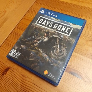 Days Gone ps4 デイズゴーン