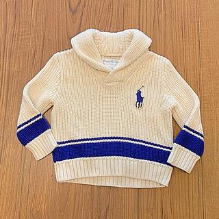 Ralph Lauren - ラルフローレン セーター ニット 80cm