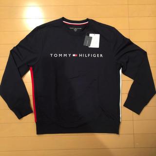 トミーヒルフィガー(TOMMY HILFIGER)のTOMMY HILFIGER 最新作 ロングTシャツ(Tシャツ/カットソー(七分/長袖))