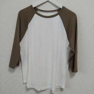 dholic - holicholic ラグランTシャツ
