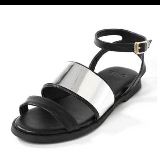 GRL(グレイル)のサンダル レディースの靴/シューズ(サンダル)の商品写真