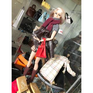バービー(Barbie)のポピーパーカー poppy parker バービー用ライダース三点セット(ぬいぐるみ/人形)