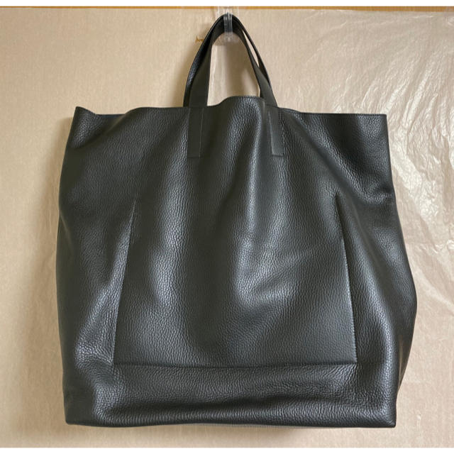 Jil Sander(ジルサンダー)のJIL SANDER レザートートバッグ 新品未使用 メンズのバッグ(トートバッグ)の商品写真