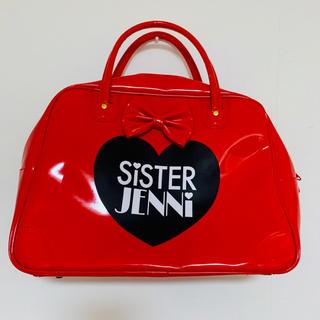 ジェニィ(JENNI)のJENNI♡エナメルボストンバッグ 新品(その他)