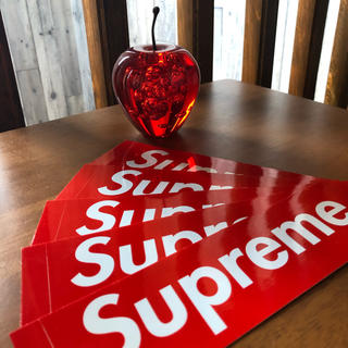 Supreme - Supreme ステッカー 10枚