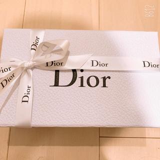 ディオール(Dior)のDior ギフトボックス(ラッピング/包装)