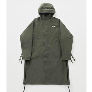 ハイク(HYKE)のノースフェイスハイク GTX PRO Hooded Coat  Men  M(ミリタリージャケット)