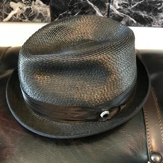 ディーゼル(DIESEL)のディーゼル DIESEL ハット 帽子 麦わら帽子(ハット)