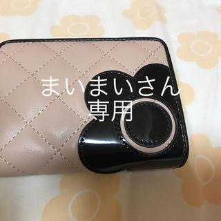 マリークワント(MARY QUANT)の二つ折り財布とポーチ(折り財布)