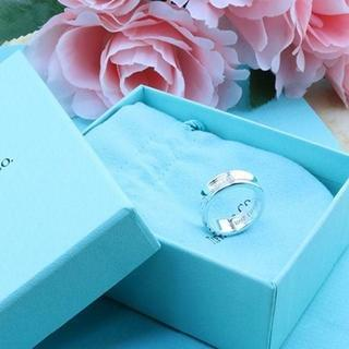 ティファニー(Tiffany & Co.)の☆新品☆未使用☆ティファニー 1837ロゴリング 14号(リング(指輪))