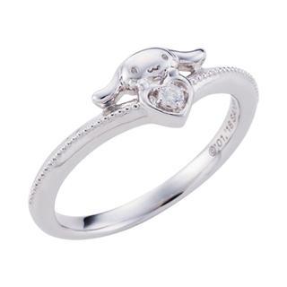 シナモロール(シナモロール)のシナモロール 指輪(リング(指輪))