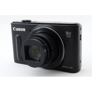 Canon - ★Wi-Fi搭載★キヤノン CANON PowerShot SX610 HS