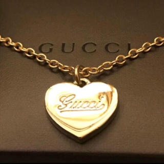 Gucci - 刻印あり 正規品 GUCCI グッチ ゴールド ネックレス