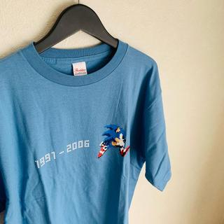 セガ(SEGA)のSEGA ソニックザヘッジホッグ Tシャツ XL(Tシャツ/カットソー(半袖/袖なし))